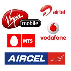 red logo in telecom sector