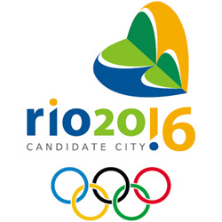 Olympics Rio candidate city logo