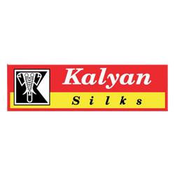 kalyan silks old logo