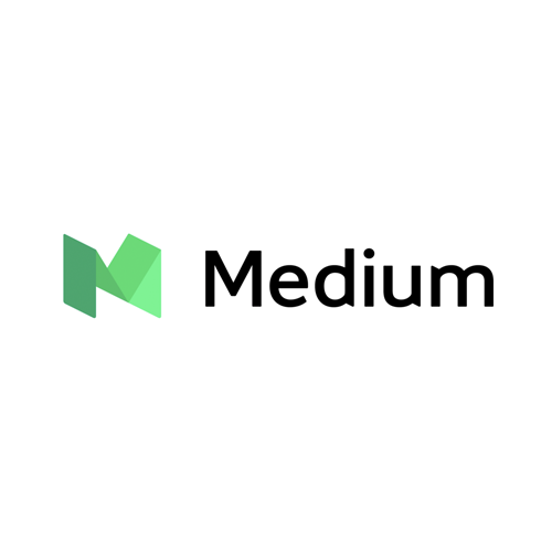 Medium logo (2015 October) designed by PSY/OPS