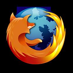 Mozilla Firefox logo (2004 - 2009)
