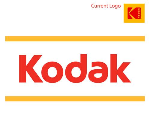 Kodak logo 2006